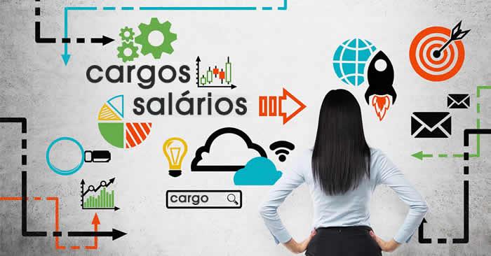 Salário para o cargo de Agente de vendas de serviços