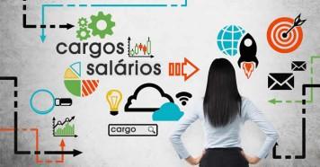 Salário para o cargo de Técnico de vendas